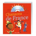 L'album-CD Chansons de France Père Castor