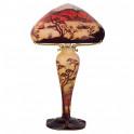 "La lampe ""art nouveau"" Shangai"