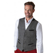 Gilet«Tweed» Gentleman