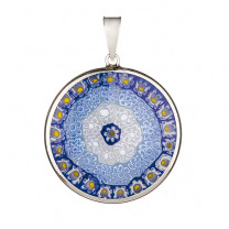Le pendentif en verre de Murano