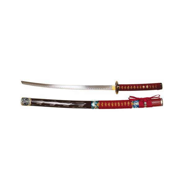 "Le ""Katana"" sabre des samouraïs"