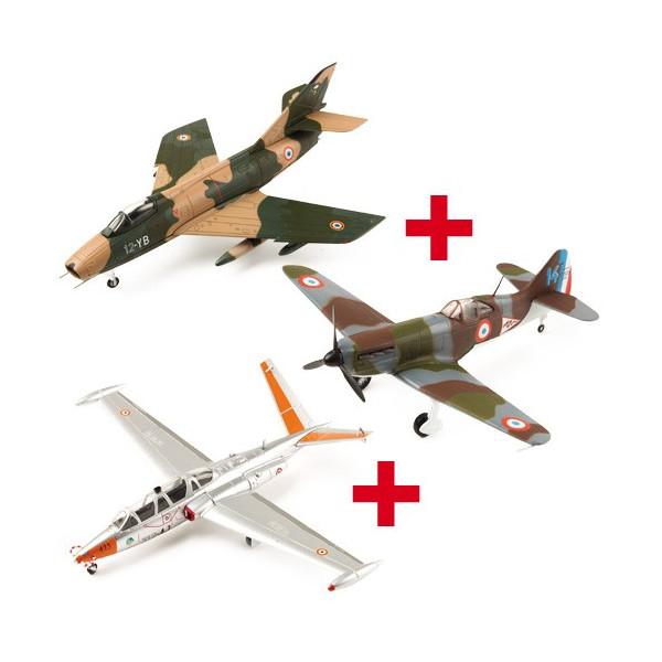 Les avions militaires français