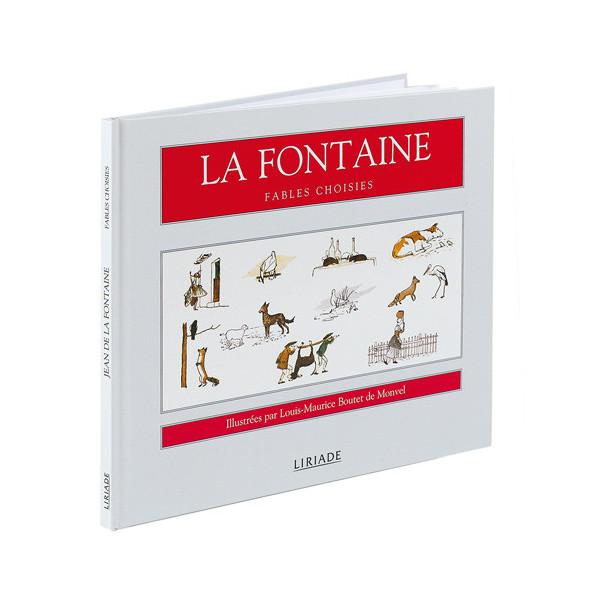 """L'offre du mois : L'ouvrage """"La Fontaine, Fables choisies"""""""