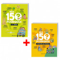 Lot de 2 ouvrages : Mes 150 pourquoi ?  La Terre + Mes 150 pourquoi ?  L'Histoire de France