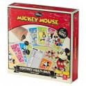 Coffret multi-jeux Mickey Mouse