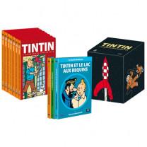 Coffret DVD : L'intégrale de Tintin