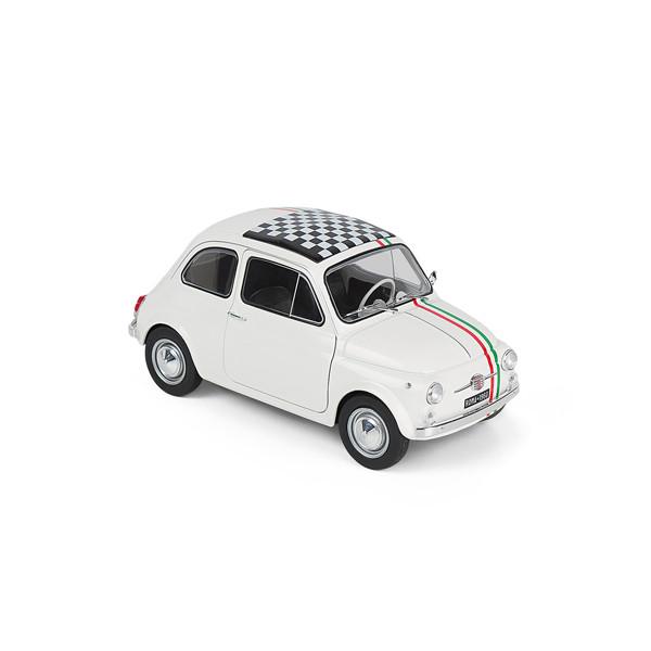 La Fiat 500 Italia - 1965