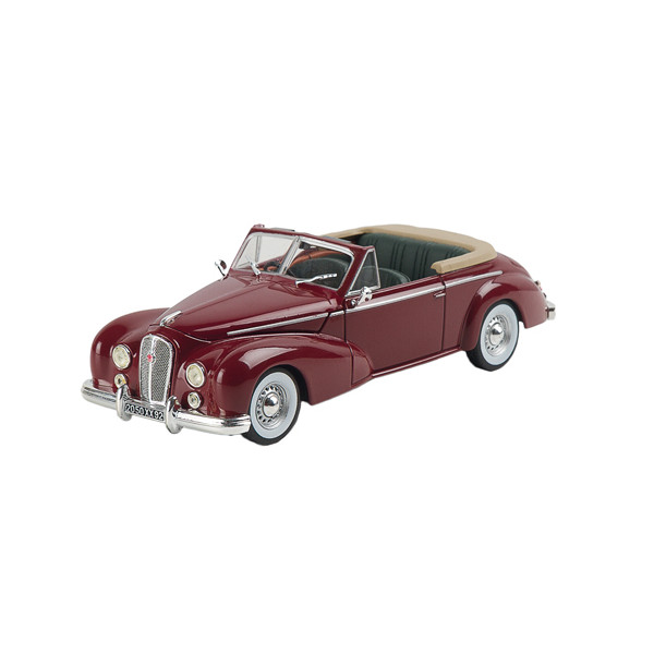 Hotchkiss Antheor Cabriolet - 1953