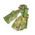 Le foulard Pommier inspiré de Klimt