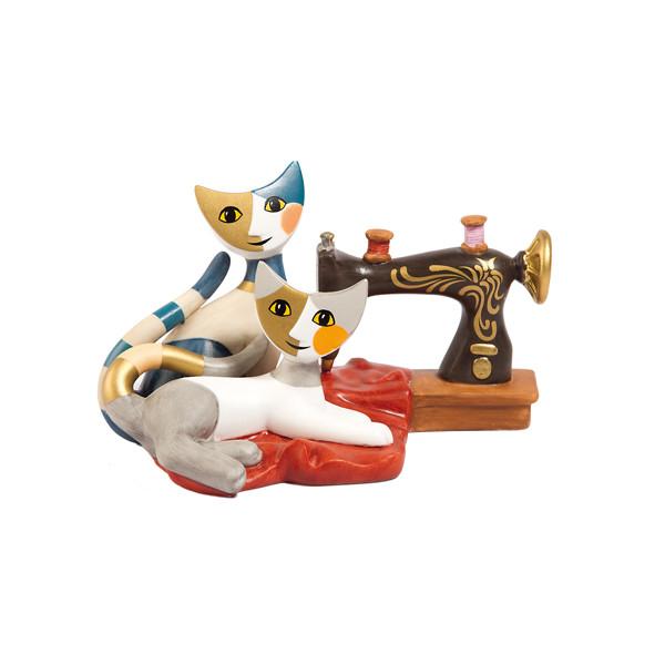 Les chats couturiers de R. Wachtmeister