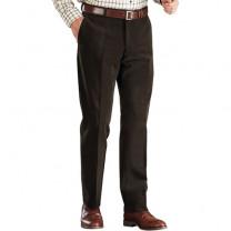 Pantalon velours de laine