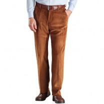 Pantalon confort velours