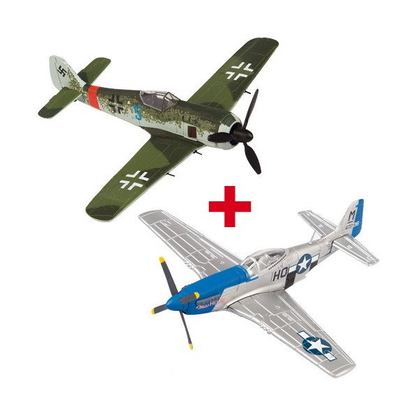 Le duo d'avion IIIe Reich/USA