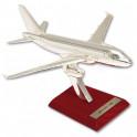 Maquette d'avion français : L'A318 de 2002