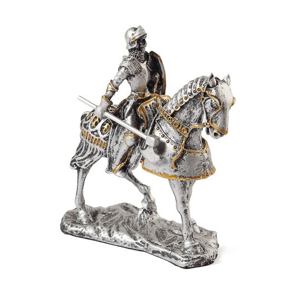 Le chevalier à la hache