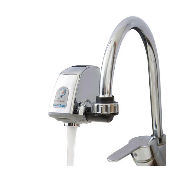 Adaptateur de robinet «sans contact»