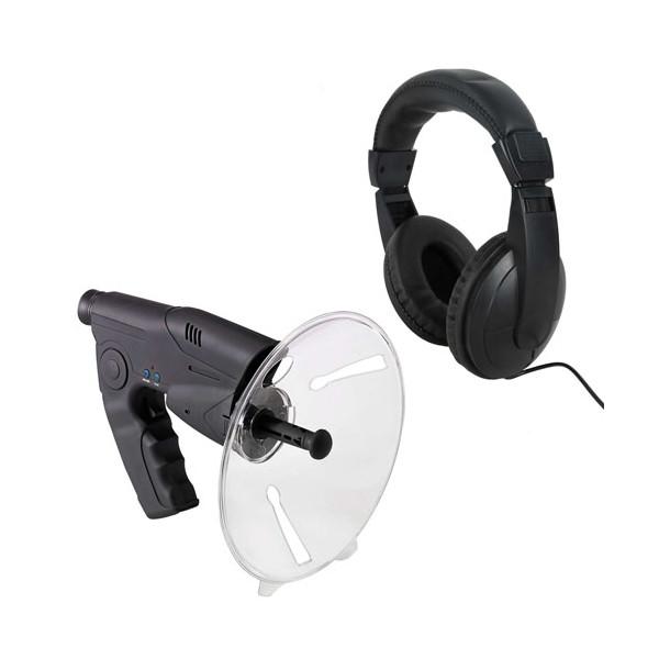Monoculaire à amplificateur de son