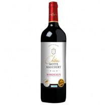 Château Motte Maucourt 2018 - les 24 bouteilles soit 11 bouteilles OFFERTES