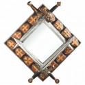 Le miroir épées des chevaliers