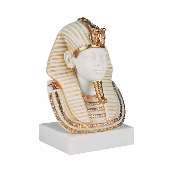 Le buste de Toutânkhamon
