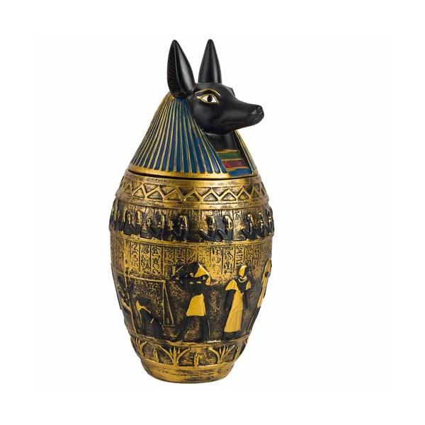 Le vase canope Anubis