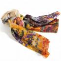 Le foulard en soie Après-midi à Pardigon