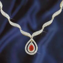 "Le collier ""Grand soir"""