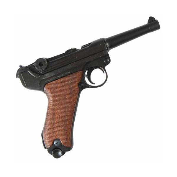 Le pistolet Luger P08