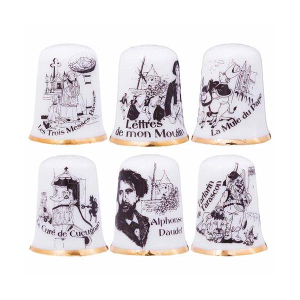 Les six dés Alphonse Daudet