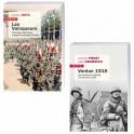 Lot de 2 ouvrages : Les Vainqueurs, comment la France a gagné la Grande Guerre + Verdun 1916, la bataille vue des deux côtés