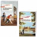 Lot de 2 ouvrages : La Révolution française + Fontainebleau, mille ans d'histoire de France
