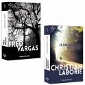 Lot de 2 ouvrages : Debout les morts + Le Brouillard de l'aube