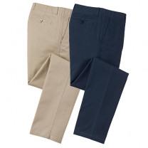 Pantalons chino extensibles - les 2
