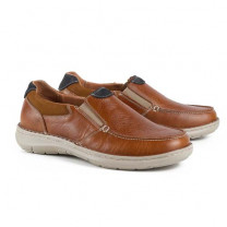 Mocassins cuir confort