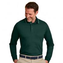 Polo coton & modal