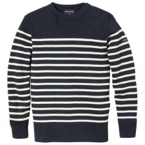 Pull yachting rayé Armor lux
