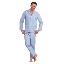 Pyjama coton Oxford