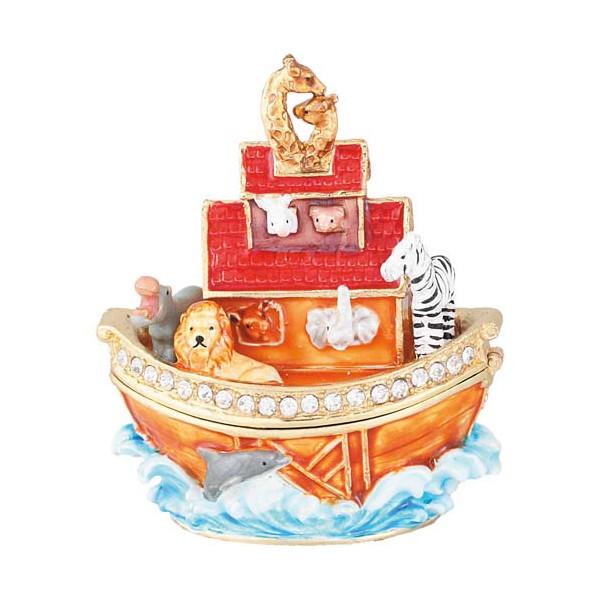 La boîte à secret Arche de Noé