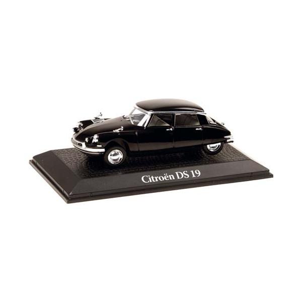 La Citroën DS 19 Charles de Gaulle