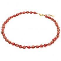 Le collier Murano