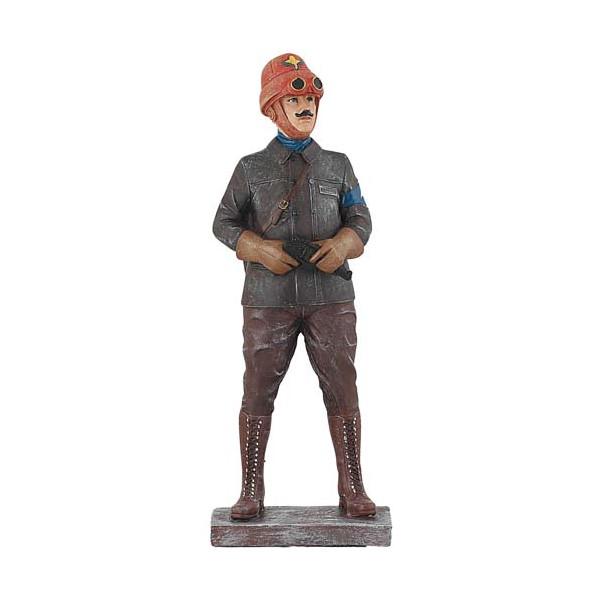 La figurine aviateur de la Grande guerre