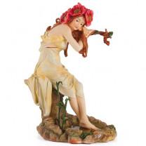 """La statuette Mucha """"L'Été"""""""