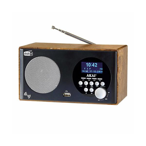 Radio multimédia Akai FM-DAB+