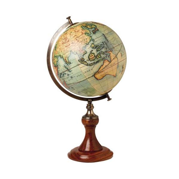 Le globe terrestre Vaugondy 1745