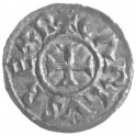 1 Denier Argent Charles le Chauve (840-877)