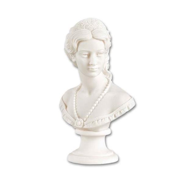 Le buste de Sissi