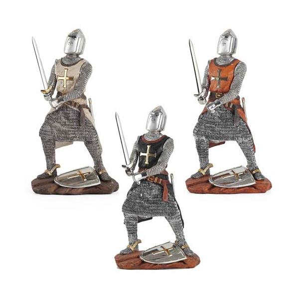 Les trois templiers