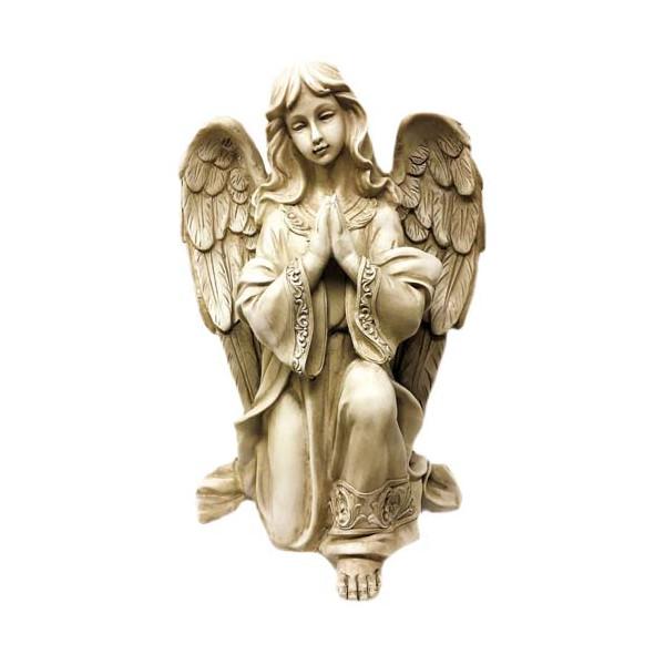 L'ange de jardin