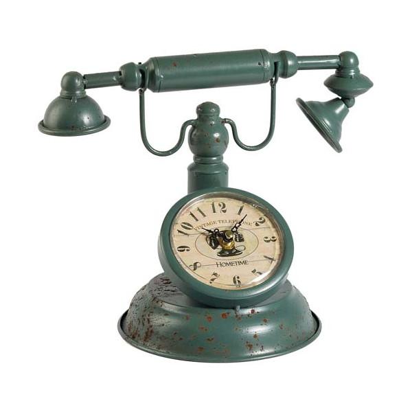 Le téléphone pendulette vintage