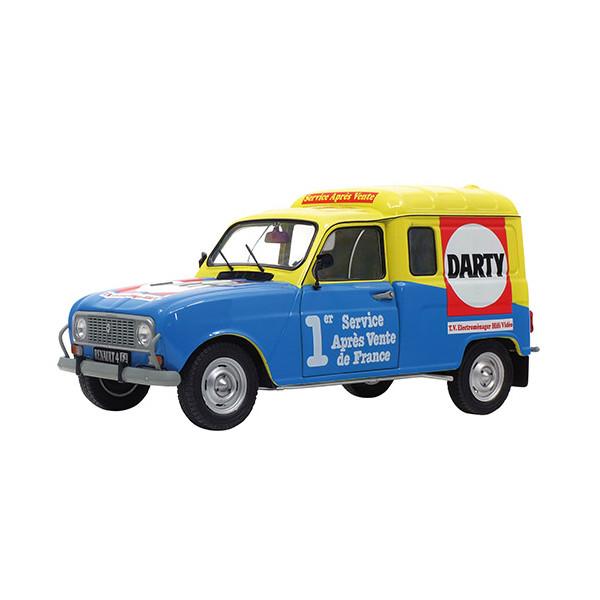 Renault 4L Darty